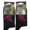 Дамски чорапи от бамбук сърца
