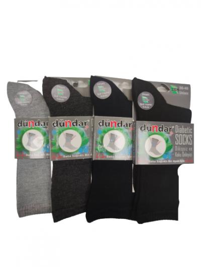 Дамски чорапи без ластик за разширени вени бамбук