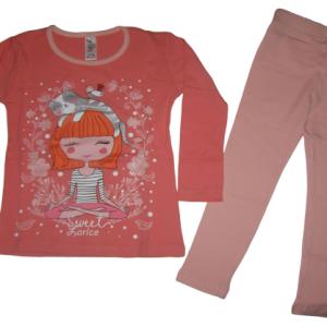Детска пижама с клин Sweet Larice