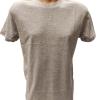 Мъжка тениска Златев светло сива