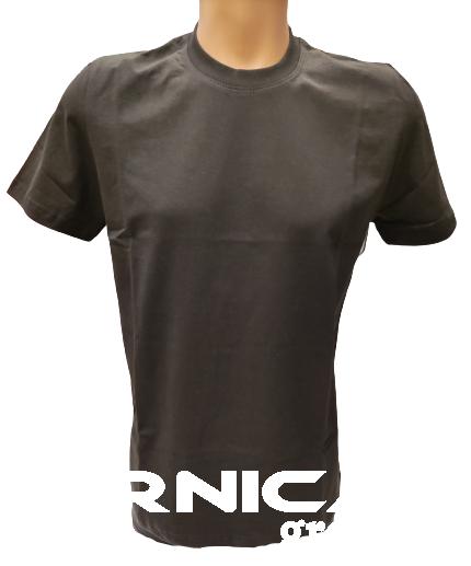 Мъжка тениска Златев черна