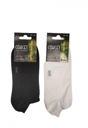 Мъжки чорапи за маратонки от бамбук