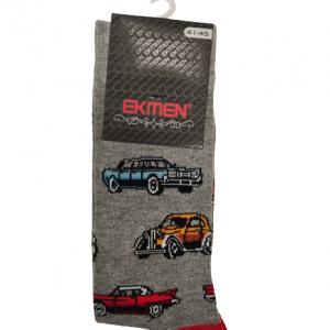 Мъжки шарени чорапи Коли