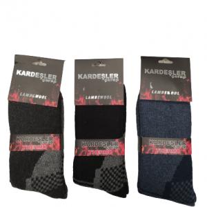 Мъжки чорапи термо вълна