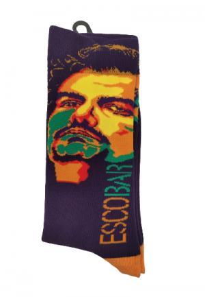 Мъжки шарени чорапи Escobar