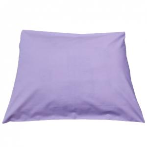 Калъфка за възглавница ранфорс лилава
