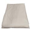 Долен чаршаф ранфорс бял
