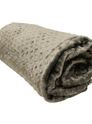 Плюшено одеяло в различни цветове