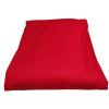 Долен чаршаф ранфорс червен