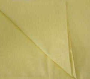 Калъфка за възглавница хасе жълта
