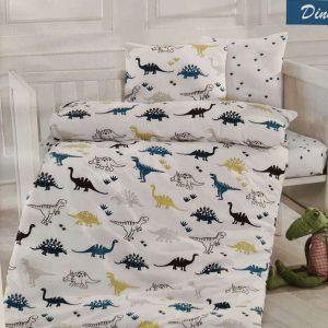 Спален комплект бебе Dino