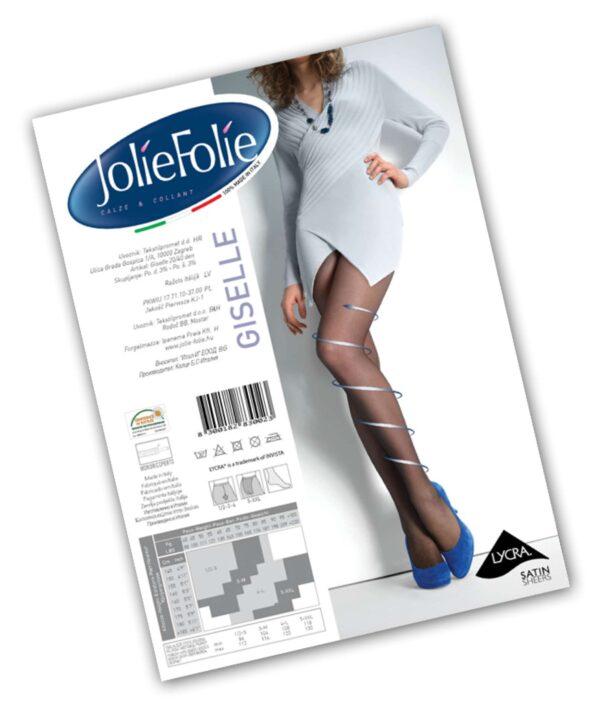 Оформящ чорапогащник GISELLE 20 DEN без ограничител