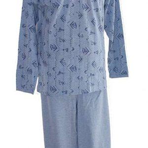 Пижама трико синя