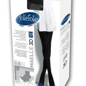 Чорапогащник микрофибър MAELLE 3D 120DEN