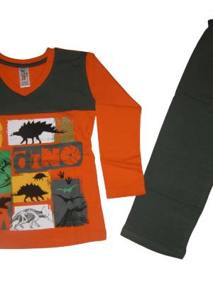 Детска пижама Dino