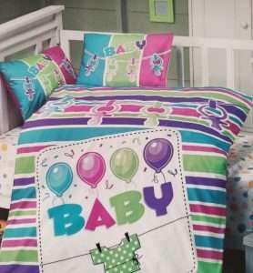 Спален комплект за новородено Baby