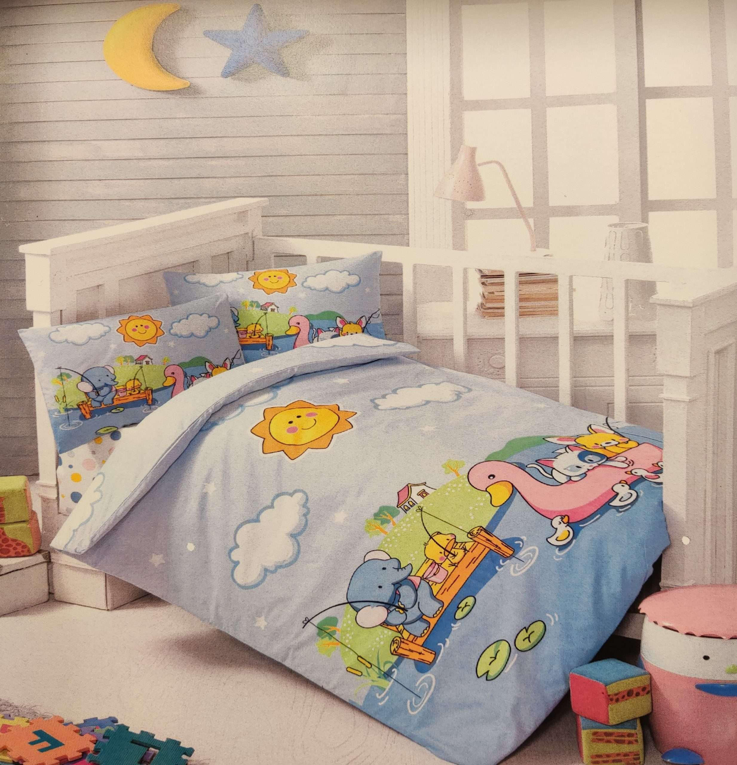Спален комплект бебе лукс Balikci