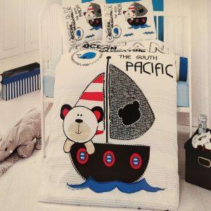 Спален комплект бебе лукс Pasifik