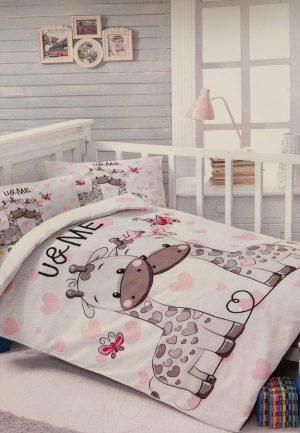 Спален комплект бебе лукс Sweet