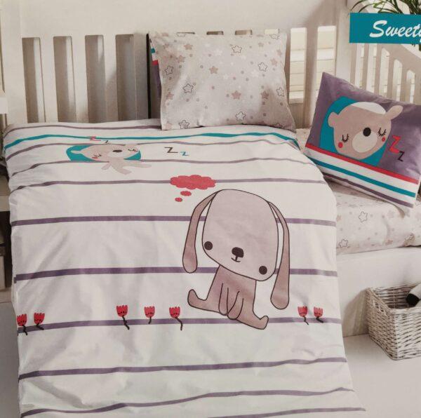 Спален комплект бебе Sweety
