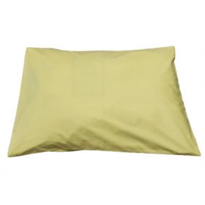 Калъфка за възглавница ранфорс жълта