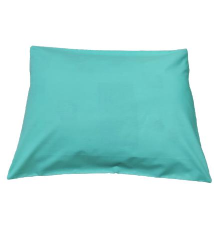 Калъфка за възглавница ранфорс зелена