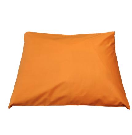 Калъфка за възглавница ранфорс оранж