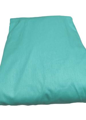 Долен чаршаф ранфорс зелен