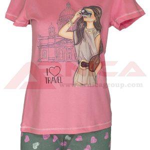 Дамска пижама LOVE