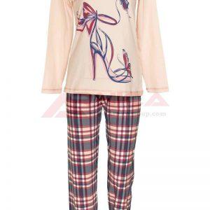 Пижама пениран памук Fashion shoes