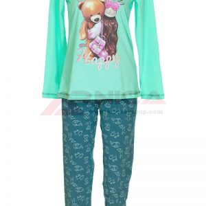 пижама пениран памук sweet bear