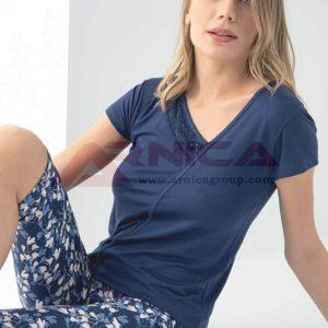 дамска пижама размери от S до 5XL