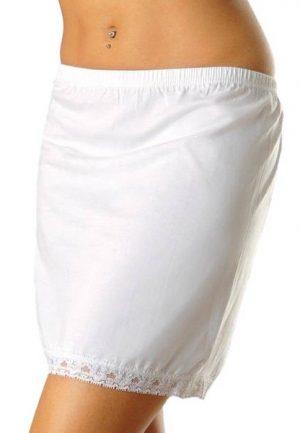 Памучна подплата къса пола