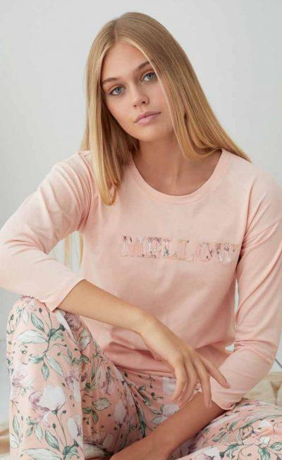 Памучна пижама Mellow