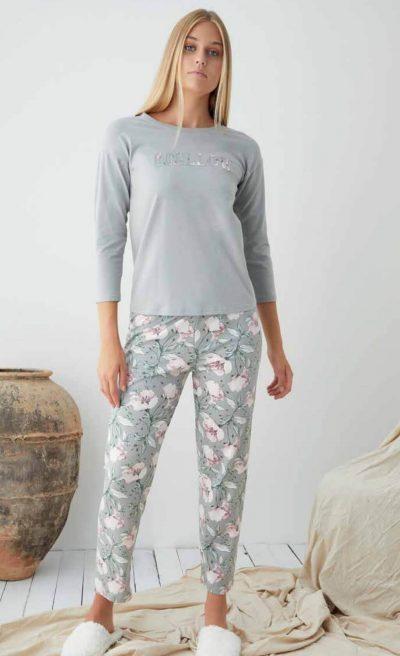Памучна пижама от S до 5XL